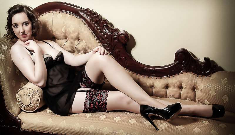 Female Boudoir Photographer in Lincolnshire