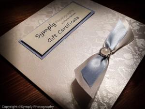 boudoir gift vouchers