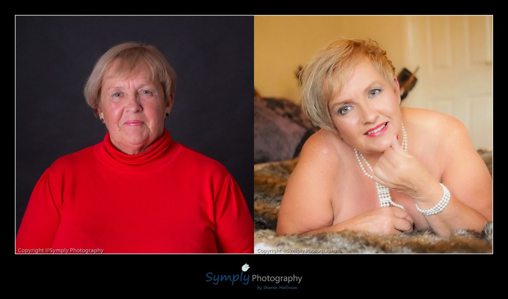 makeover photoshoot in lincolnshire