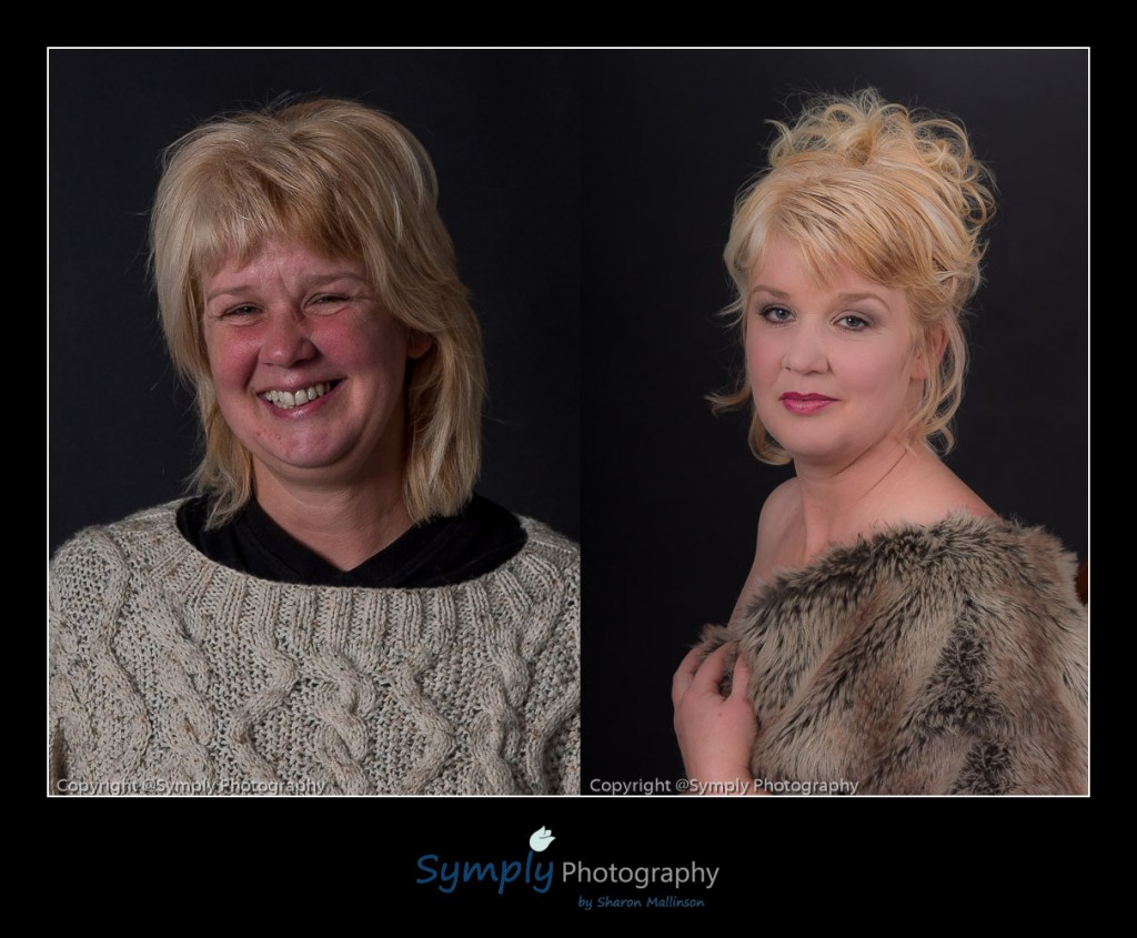 makeover photography lincs