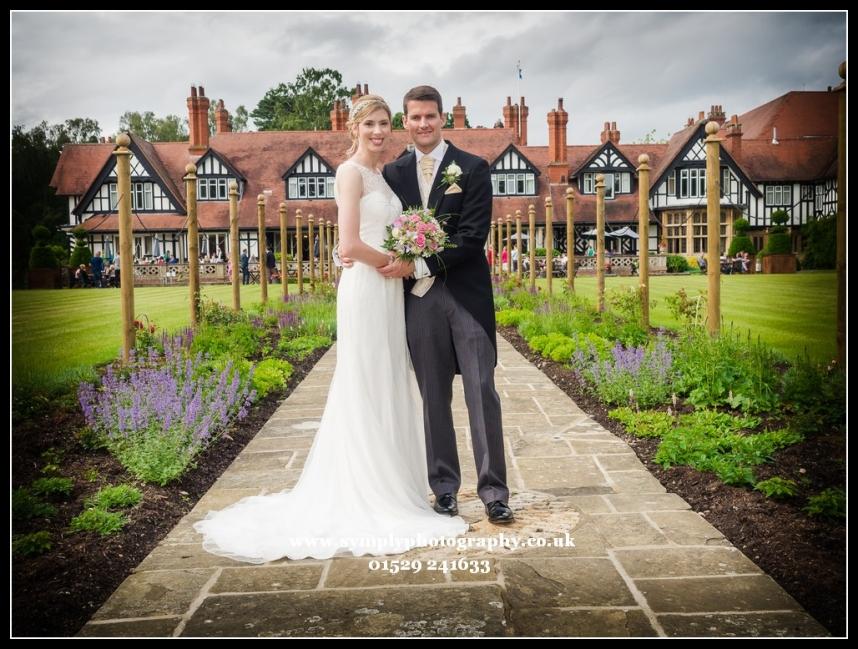 Wedding Photos taken at The Petwood