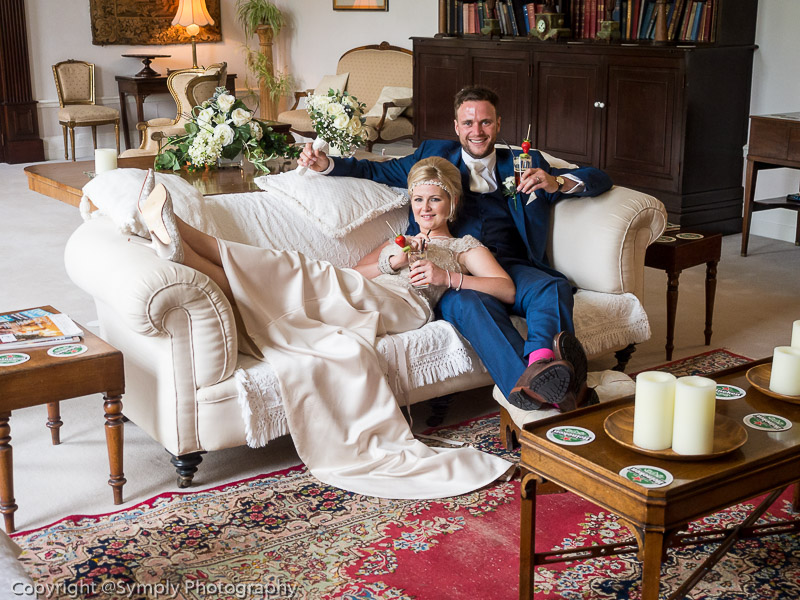 Wedding Photos from Hemswell Court