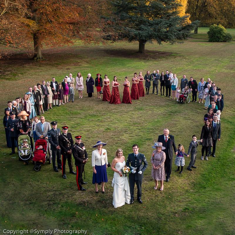 Petwood Hotel Wedding Photography-21