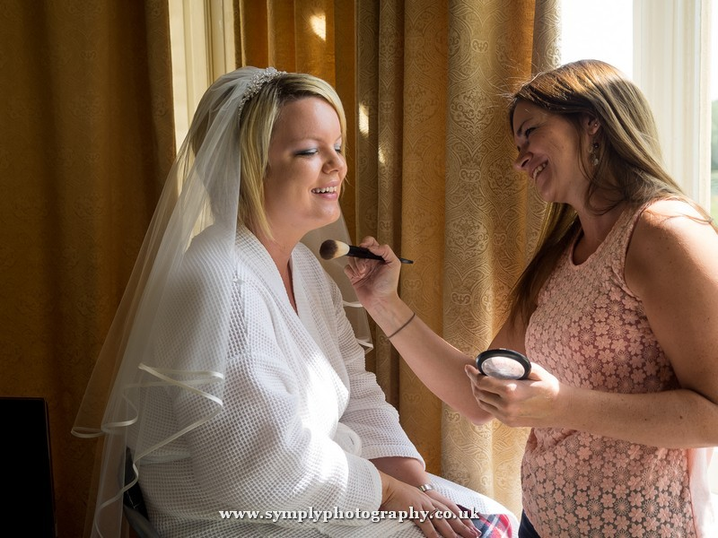 Wedding Photography at Branston Hall Lincoln