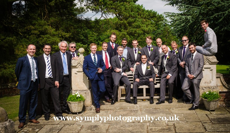 WEDDING PHOTOS FROM KENWICK PARK