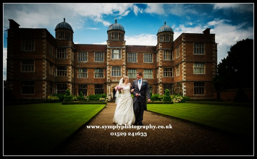 Doddington Hall Wedding Photography